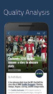 Seattle Football-Seahawks News - náhled