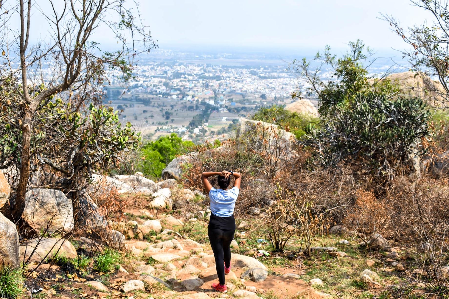 solo female traveler Priyanka in kolar
