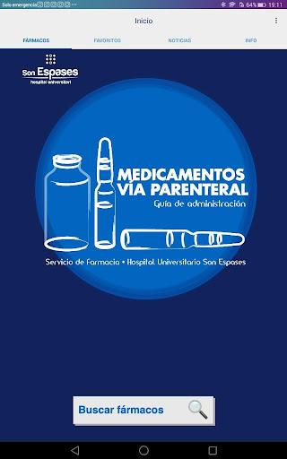 Medicamentos vu00eda parenteral 3.0 Screenshots 9