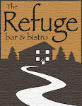 Logo for The Refuge Bar & Bistro