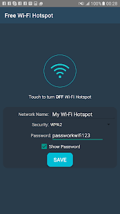 Free Wifi Hotspot Portable - náhled