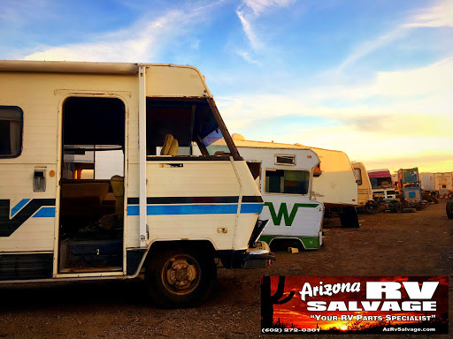 Arizona RV Salvage LLC on Google