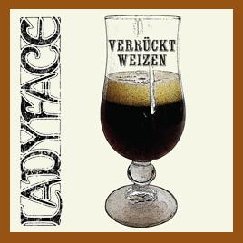 Logo of Ladyface Verruckt Weizen