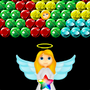 Bubble Shooter - Baby Angel Rescue