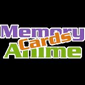 Memory Anime Cards