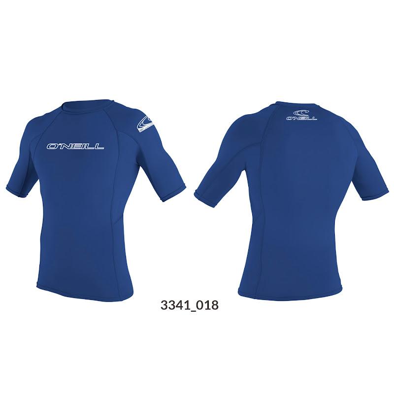 Basic Skins S/S Crew Blauw O'NEILL 3341