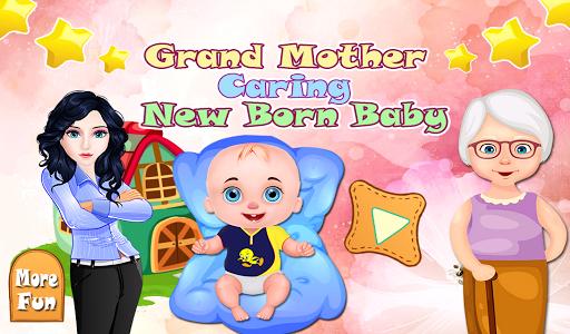 奶奶關愛寶寶遊戲