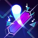Magic Dot - Dancing Line icon