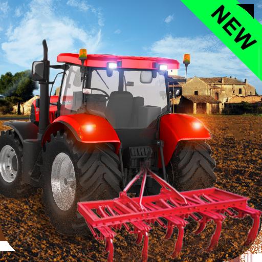 Tractor Farming Simulator Game (game)