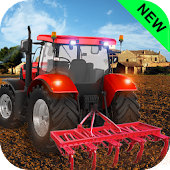 Tractor Farming Simulator Game