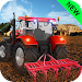 Tractor Farming Simulator Game Icon