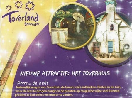 Toverland folder 2008