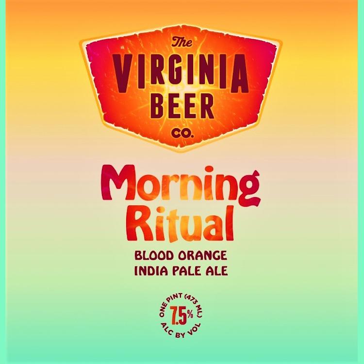 Logo of Virginia Beer Co. Morning Ritual