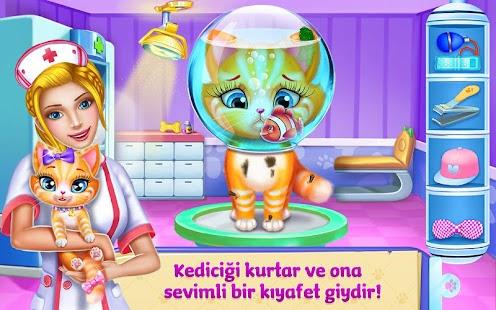 Doktor Tüylü Pet Veterineri Ekran Görüntüsü