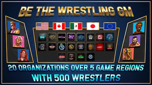 Wrestling GM Screenshots 1