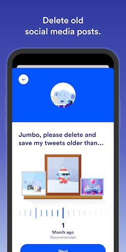 Jumbo: Privacy + Security screenshots 7