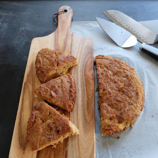 Apple Cinnamon Cauliflower Coconut Bread.