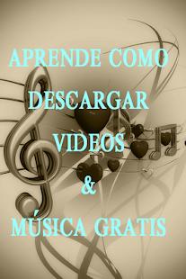 Descargar música y vídeos 2018 Guide - náhled