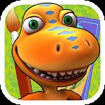 Dinosaur Train: Paint & Match Icon