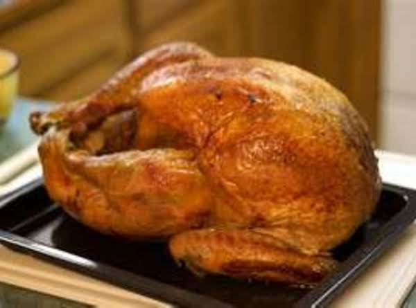 Perfect Roasted Whole Turkey Recipe