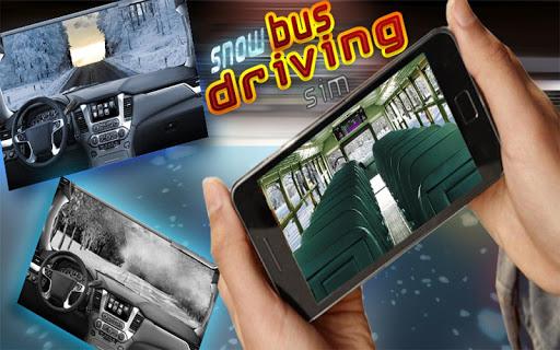 玩免費休閒APP|下載雪巴士駕駛辛 app不用錢|硬是要APP