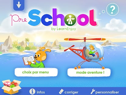 PreSchool par LearnEnjoy- screenshot thumbnail