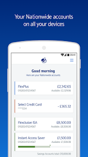 Rebuilding your credit is a challenge, but it's possible to start the process by getting a credit card, paying it off regularly and keeping the balance low. Nationwide Banking App Android Wear Center