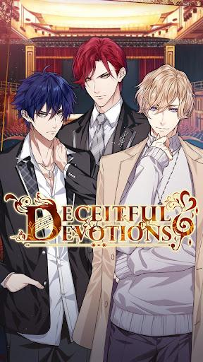 Deceitful Devotions : Romance Otome Game 1.0.0 Mod screenshots 1