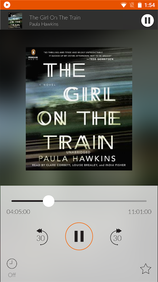 Audio Books by Audiobooks - screenshot