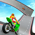 Crazy Moto Bike Stunt Master - Bike Racing Games icon