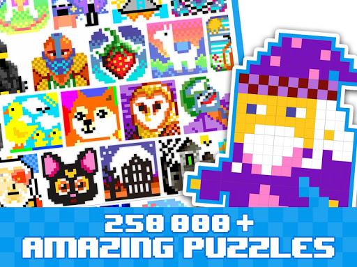 Falcross - Nonogram & Picture Cross Puzzles 6.5.2 screenshots 12