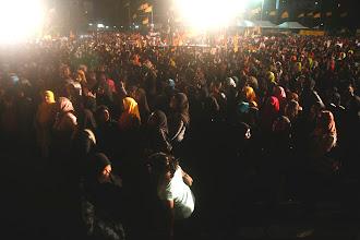 Photo: Day 4: Insaafuge Dhathuru 21/2/2012. Photo/@dyingregime