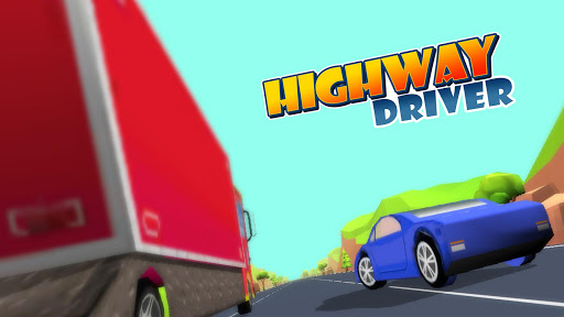 Highway Driver apkpoly screenshots 3