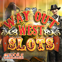 Way Out West Slots FREE icon