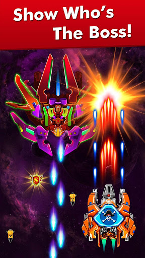 Galaxy Attack : Alien Shooter  screenshots 4