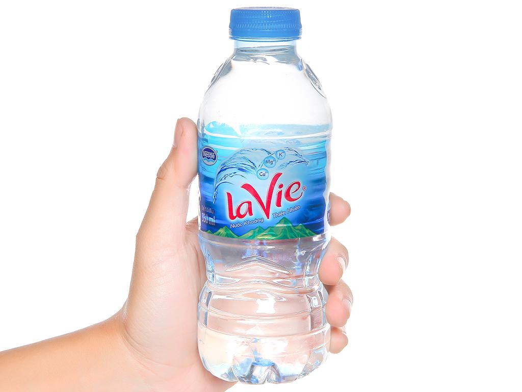 nước uống chai nhỏ