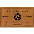 Logo of Cisco Brewers Captain Swain's Extra Stout