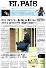 Photo: Blesa compró el banco de Florida sin una valoración independiente, el exdictador argentino Videla muere sin pedir perdón y el Atlético gana ante el Madrid su décima Copa del Rey, en nuestra portada del sábado 18 de mayo http://ep00.epimg.net/descargables/2013/05/18/9e0d4980f0442a716054d395923ac7d9.jpg