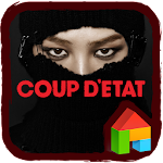 GD COUP D'ETAT Dodol Theme EX Icon