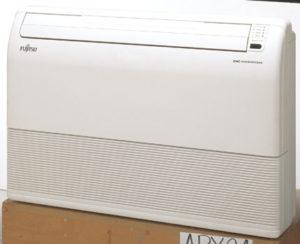 Fujitsu Floor Console 2