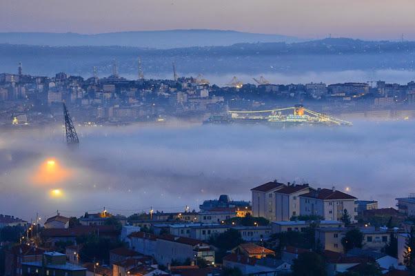 La città nel respiro del drago di mcris