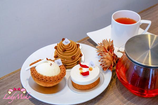 新穎又細膩,創意詮釋巴黎人的甜, AM藝食巴黎法式甜點私廚