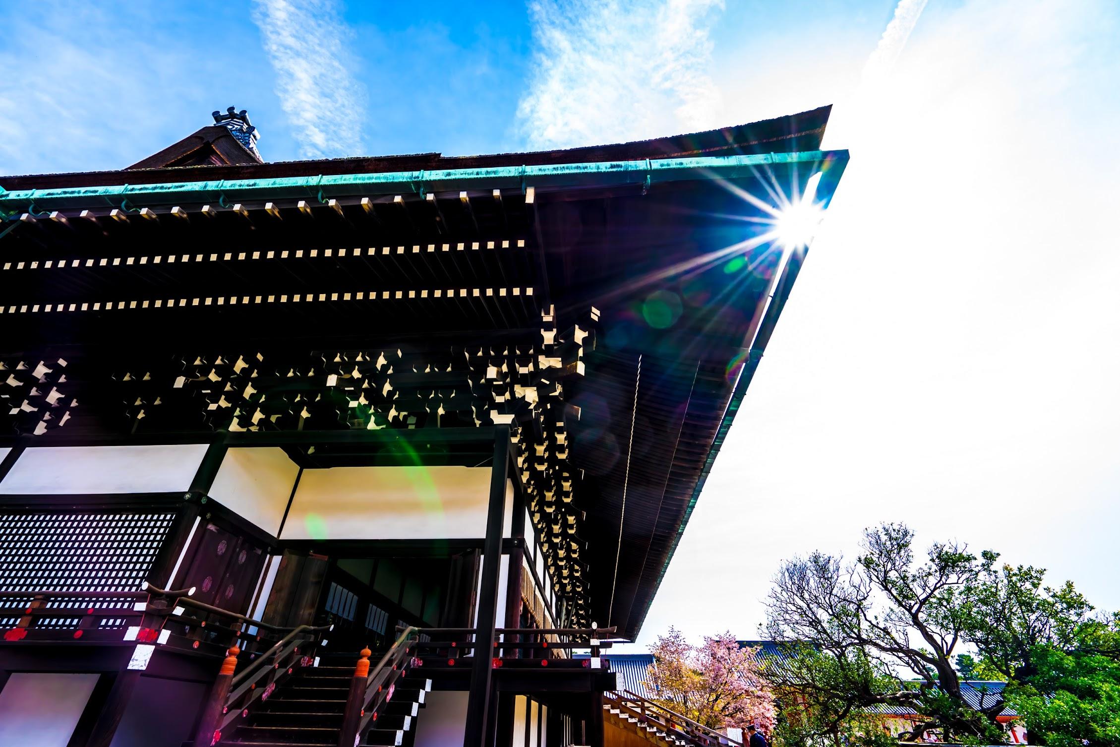 京都御所 紫宸殿4
