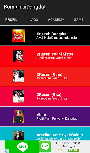 Kompilasi Dangdut Karaoke