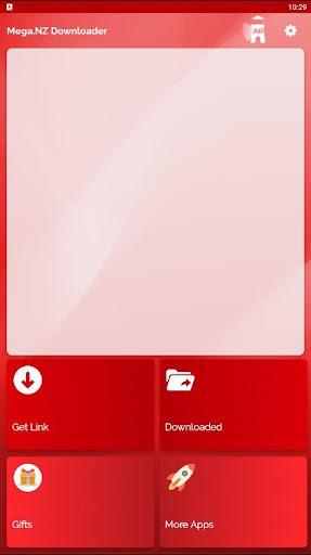 Downloader for MEGA - MegaDownloader 2 screenshots 1