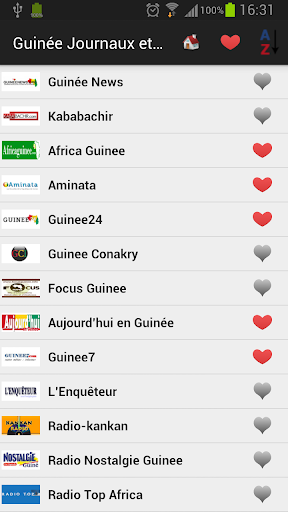 Guinea Daily Newspapers