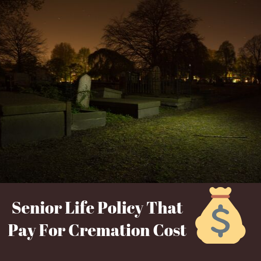 Senior Life Policy That Pay For Cremation Cost