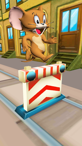 Cat and Jerry surf the subway Dash 6.5 APK MOD screenshots 2