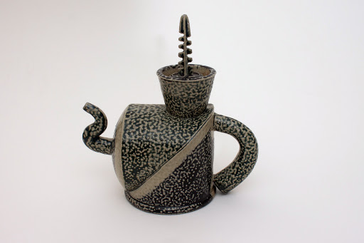 Peter Meanley Ceramic Tea Pot 23