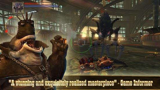 13 Oddworld: Stranger's Wrath App screenshot